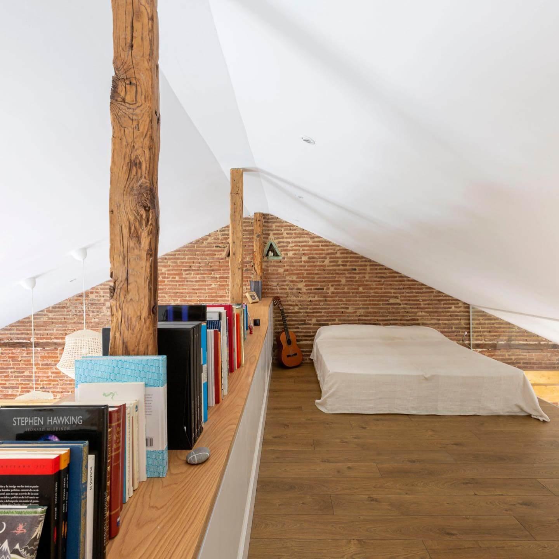 Diseño y reforma piso Madrid